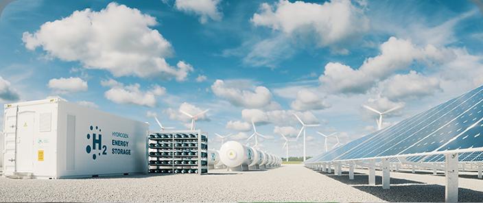 Hydrogen Production focus area